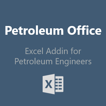 excel add-in for petroleum engineers
